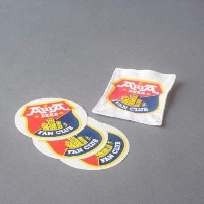 Kangasmerkki ja kortit