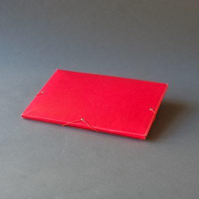 Punainen kansio