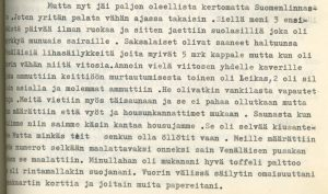 Eino F., s. 1900. Työväen Arkisto/ Työväen muistitietotoimikunnan kokoelmat.