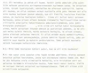 Martta K., s. 1901. Kansan Arkisto.