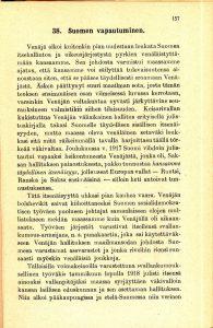 Historian oppikirja kansakouluja varten, osa II Suomen historia. Otava, Helsinki 1922.